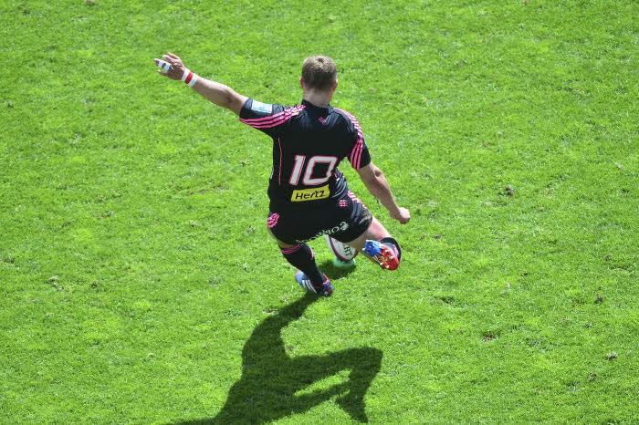 Jules Plisson, Stade Français