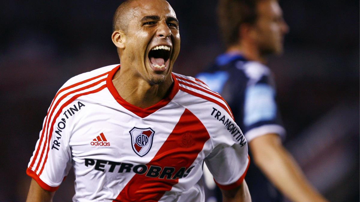 David Trezeguet, River Plate.