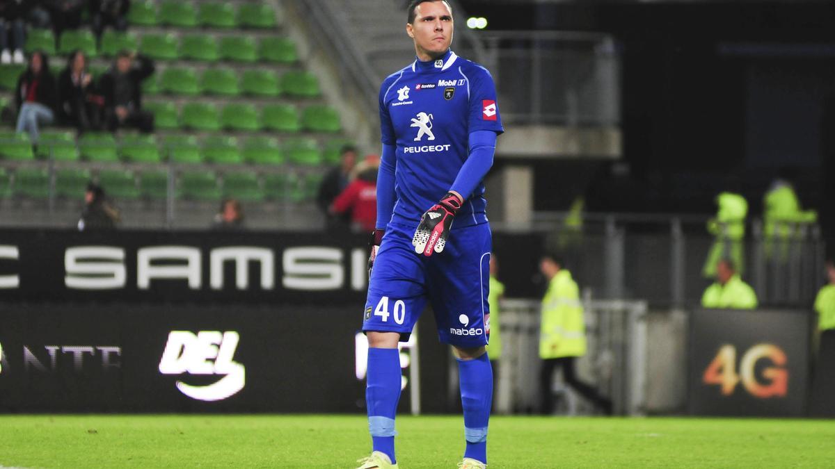 Yohann Pelé, FC Sochaux.