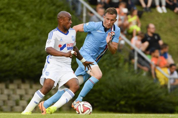 André Ayew, OM