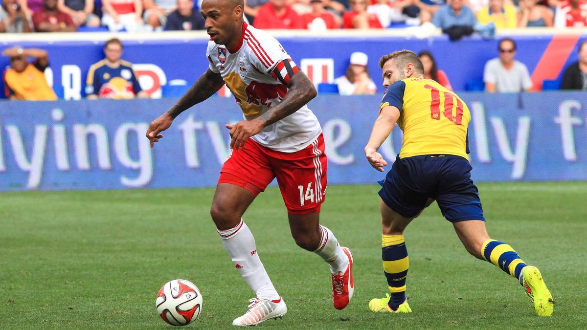 MLS : Le nouveau but de Thierry Henry (vidéo)