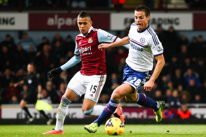 Ravel Morrison, West Ham