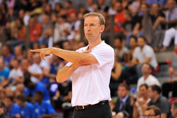 Vincent Collet, équipe de France