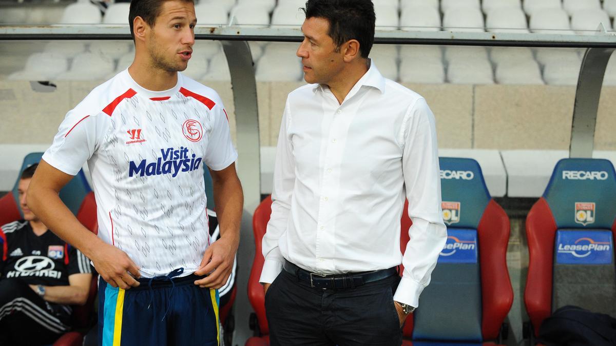 FC Séville : Le premier but de Grzegorz Krychowiak (vidéo)