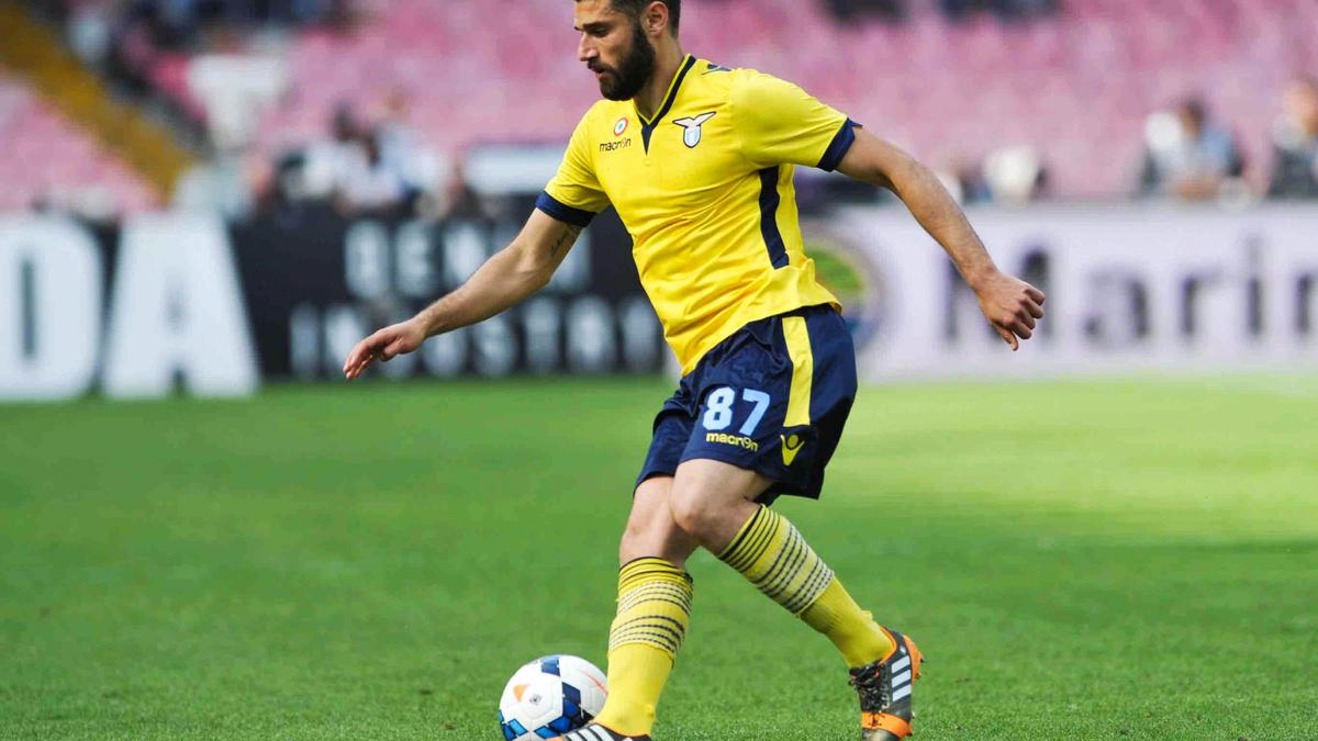 Antonio Candreva, Lazio Rome.