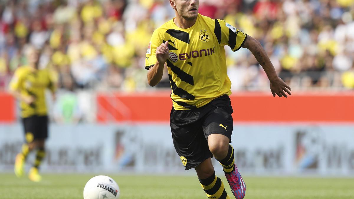 Ciro Immobile, Borussia Dortmund.