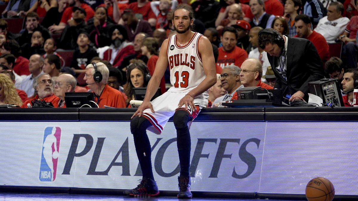 Joakim Noah, Chicago Bulls.