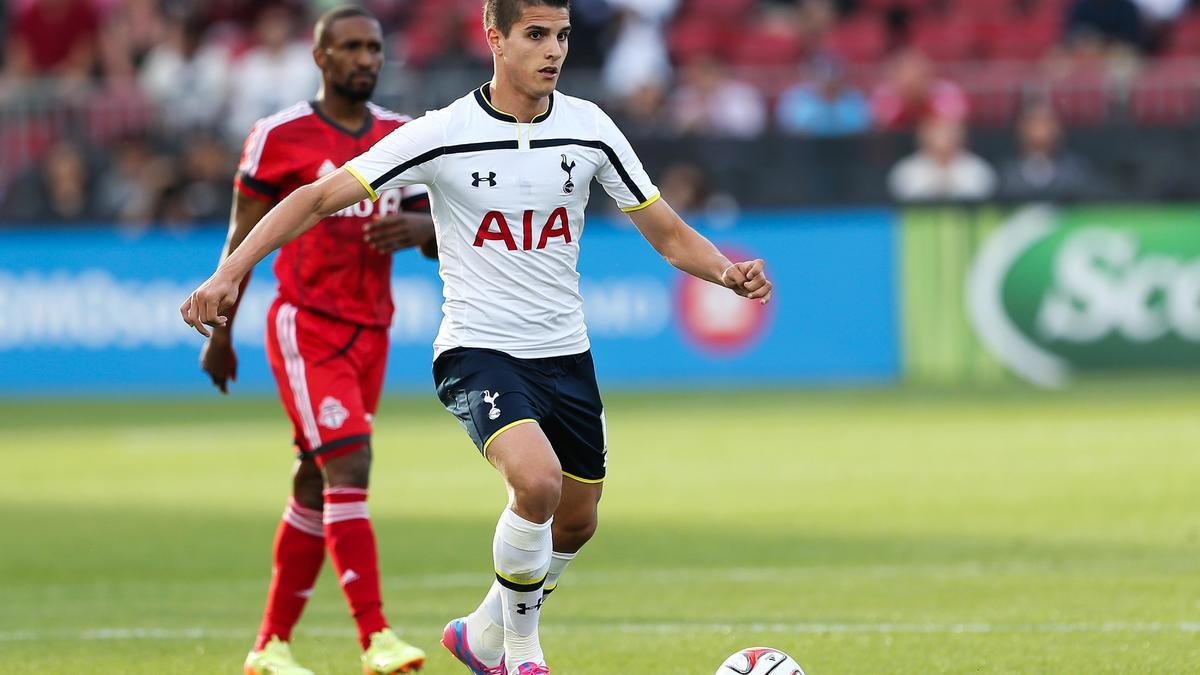 Erik Lamela, Tottenham.