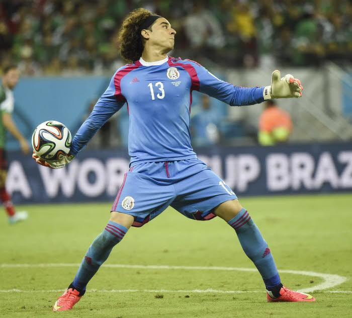 Guillermo Ochoa, Mexique