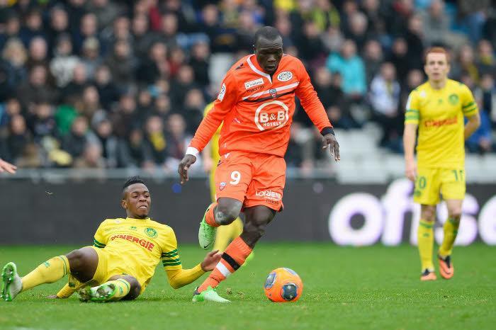 Vincent Aboubakar, FC Lorient