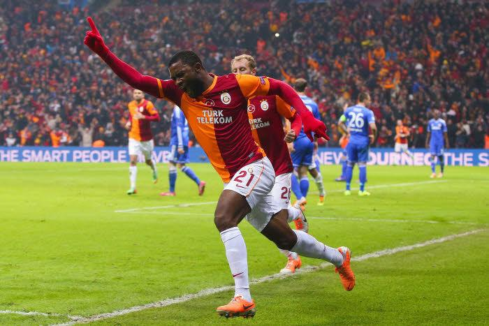 Aurélien Chedjou, Galatasaray