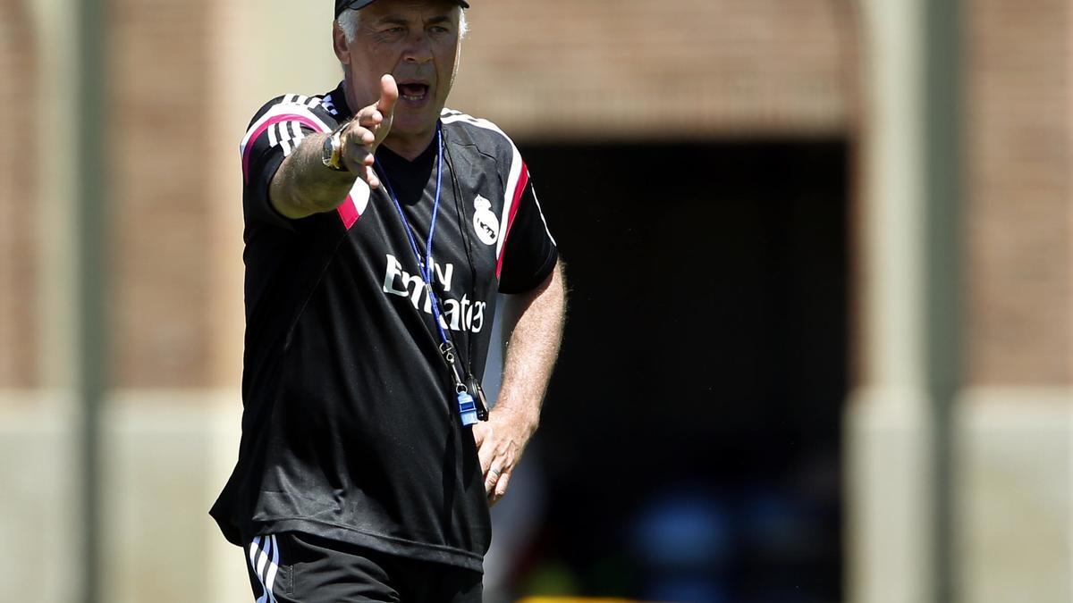 Mercato - Real Madrid : Une cible de Mancini chipée par Ancelotti ?