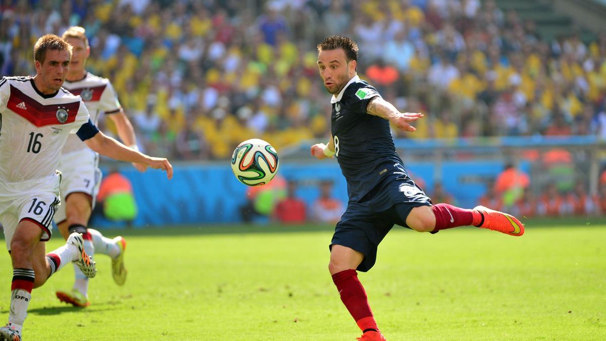 Mathieu Valbuena,  France.
