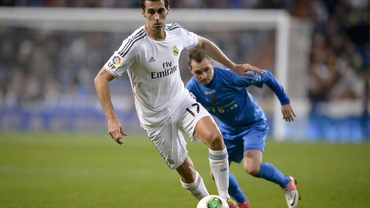 Alvaro Arbeloa, Real Madrid.