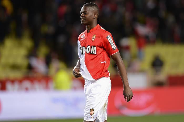 Nicolas Isimat-Mirin, AS Monaco