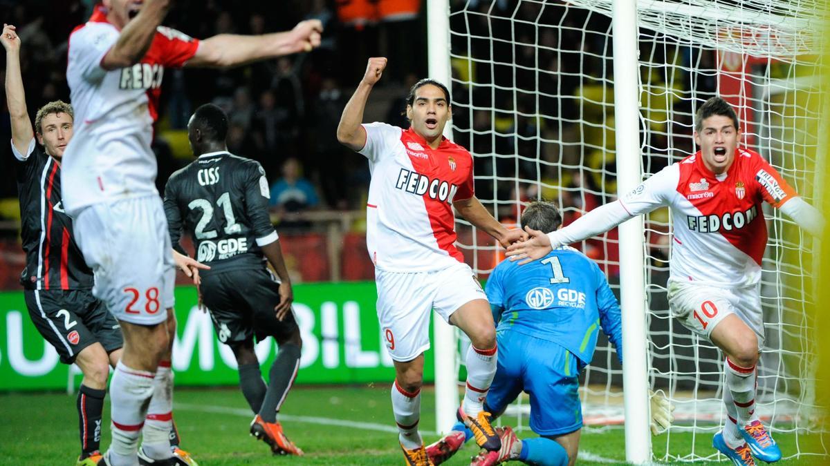 Mercato - AS Monaco : «Falcao, James Rodriguez… Le projet est pratiquement mort»
