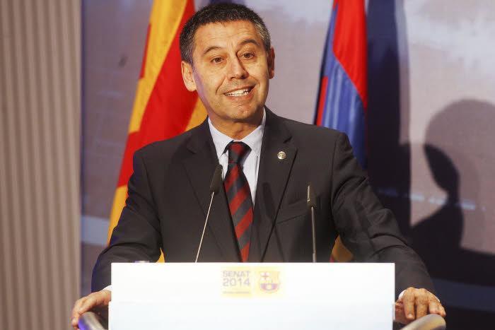 Barcelone : Le gros coup de gueule du président du Barça !