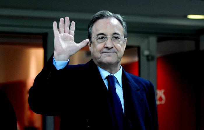 Réunion Florentino Pérez - Jorge Mendes à Madrid !