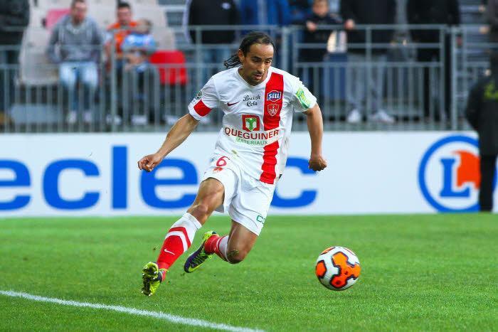 Bruno Grougi, Brest