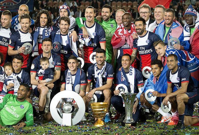 PSG : Ibrahimovic, Thiago Silva, Matuidi, Motta… Qui doit être le capitaine cette saison ?