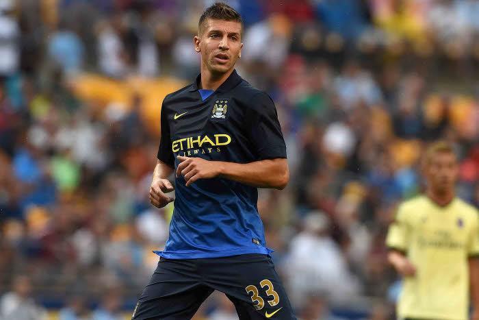 Matija Nastasic, Manchester City