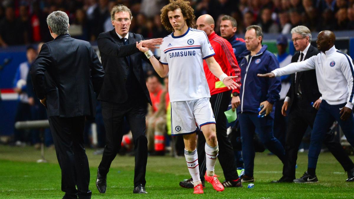 David Luiz, Mourinho, PSG