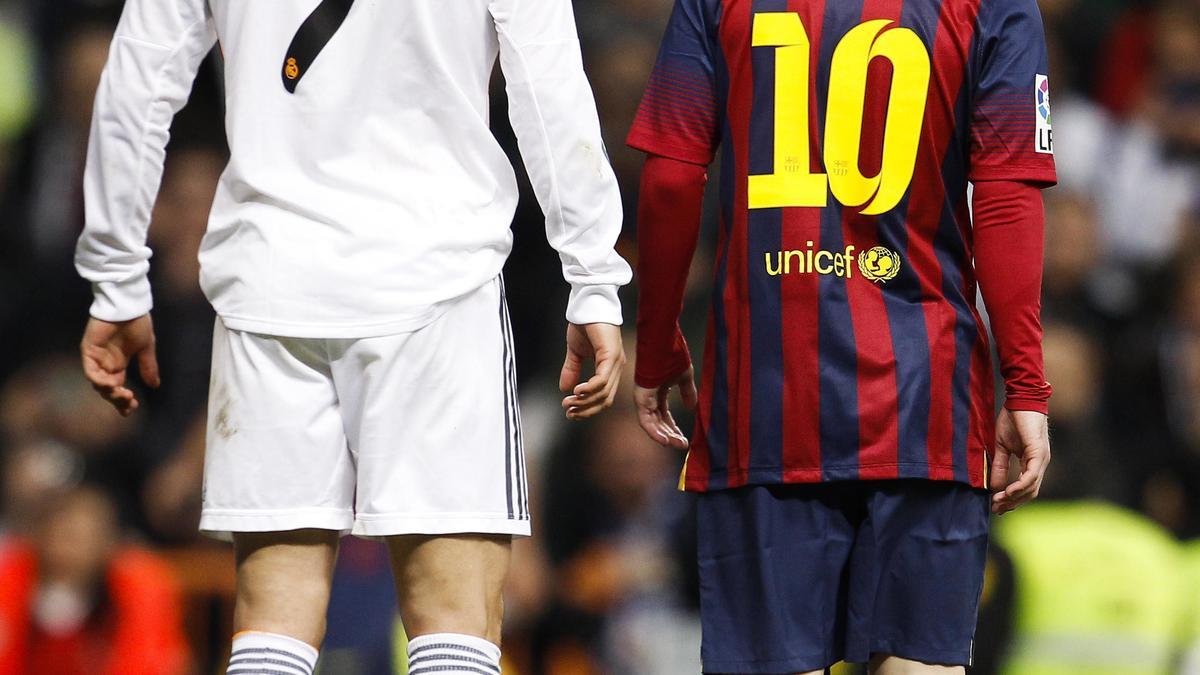 Cristiano Ronaldo - Lionel Messi