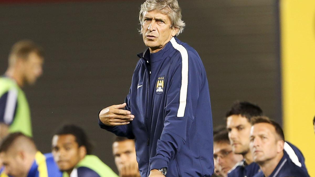 Pellegrini répond à Wenger pour Lampard !