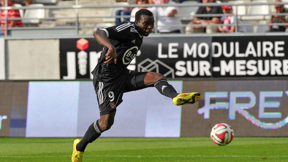 Vincent Aboubakar, Lorient