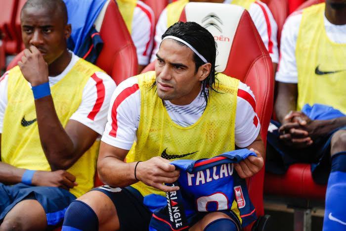 Mercato - Manchester United/AS Monaco : «Radamel Falcao a tout tenté pour rejoindre le Real Madrid cet été»