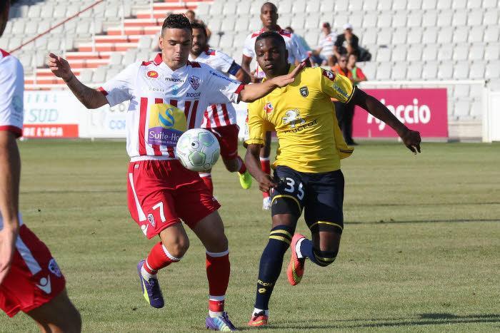 Mickael Malsa, FC Sochaux