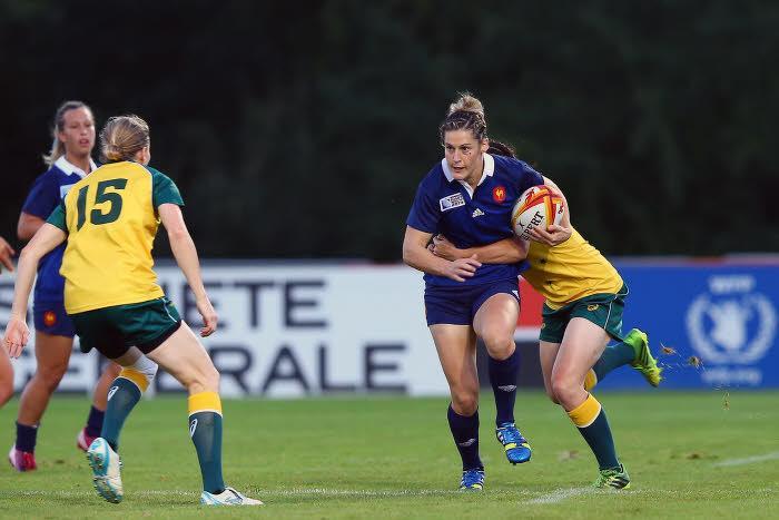 Rugby - Coupe du monde féminine 2014 : La France en demi-finale !