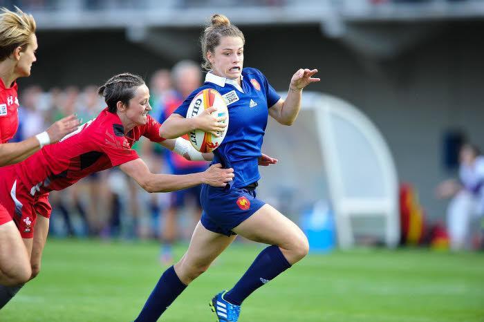 Rugby - Coupe du monde féminine : «C'est exceptionnel»