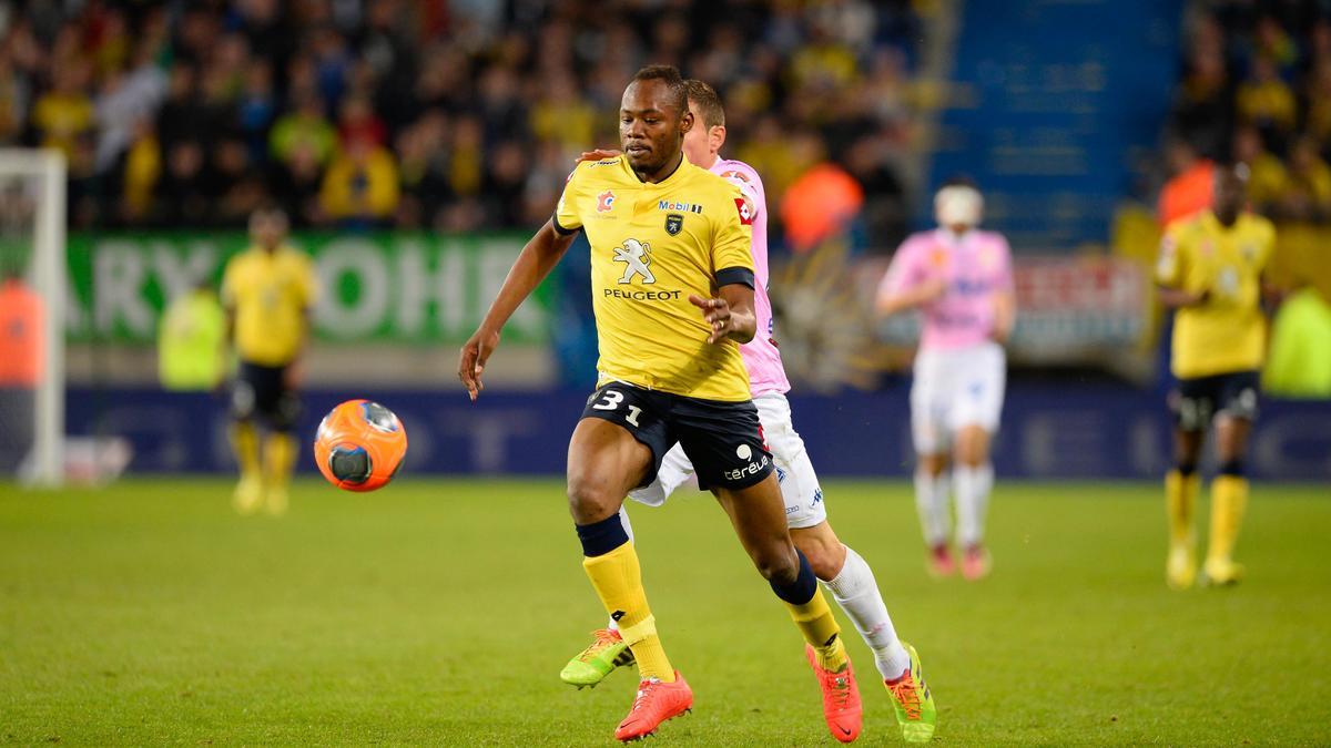 Stoppila Sunzu, FC Sochaux