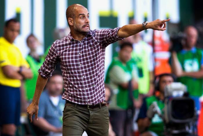 Bayern Munich : Et la piste préférée de Guardiola pour le mercato est…
