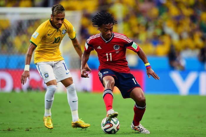 Mercato - Barcelone/Manchester United : Bonne nouvelle dans le dossier Cuadrado ?