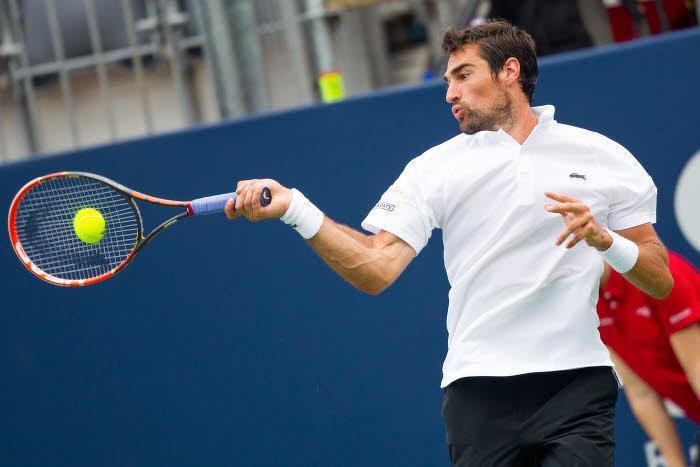 Tennis - Cincinnati : Chardy passe � la trappe