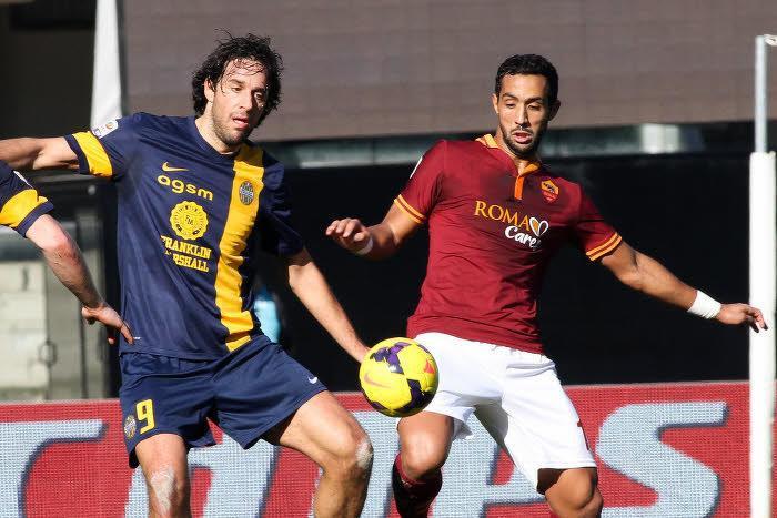 Mehdi Benatia, AS Roma