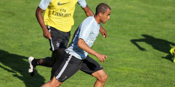 PSG : Lucas Moura dévoile sa principale difficulté à son arrivée au PSG