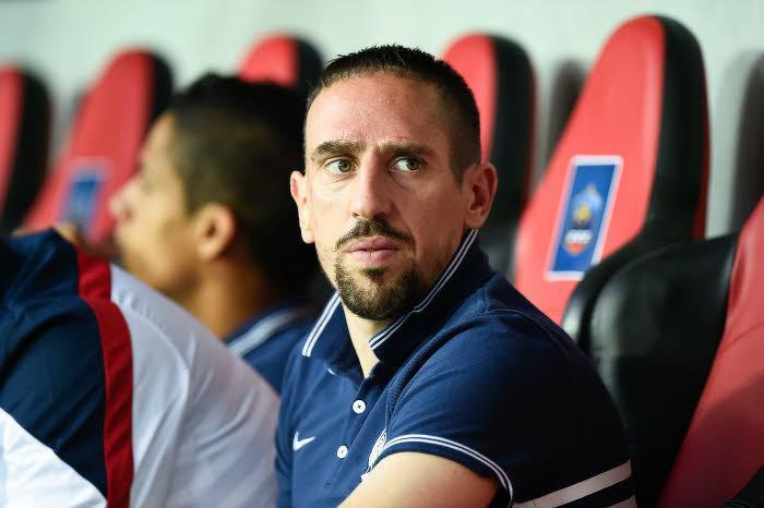 Ribéry : «En France, on ne m'a rien pardonné, je n'ai jamais eu droit à l'erreur»