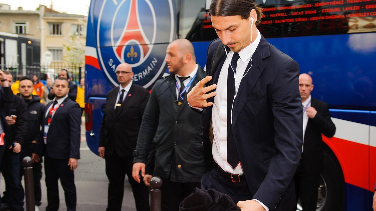 PSG : Ibrahimovic se voit soulever la Ligue des Champions !