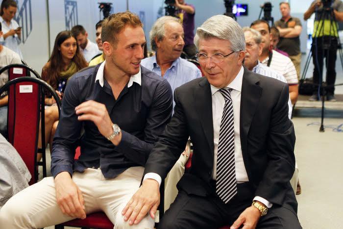 L'Atlético Madrid réagit à la polémique sur le successeur de Courtois !