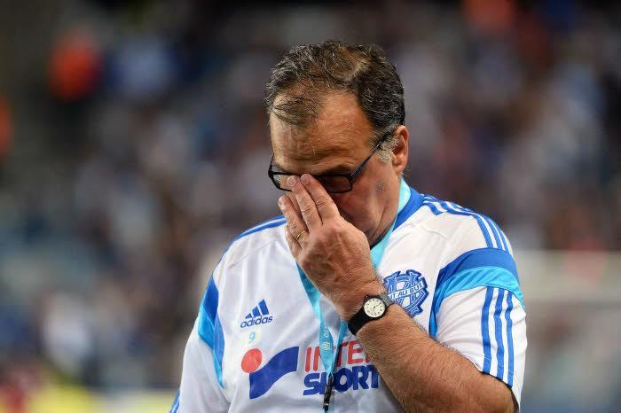 OM - Bielsa : «J'ai proposé 12 joueurs, aucun n'est arrivé»