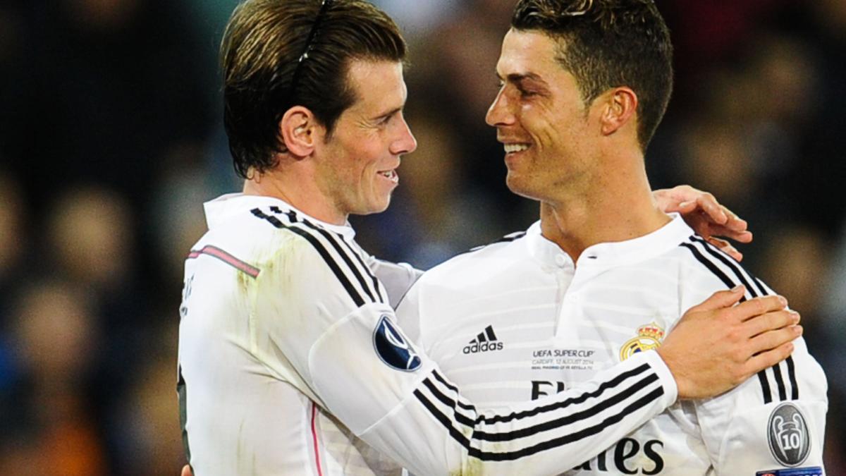 Cristiano Ronaldo & Gareth Bale, Real Madrid