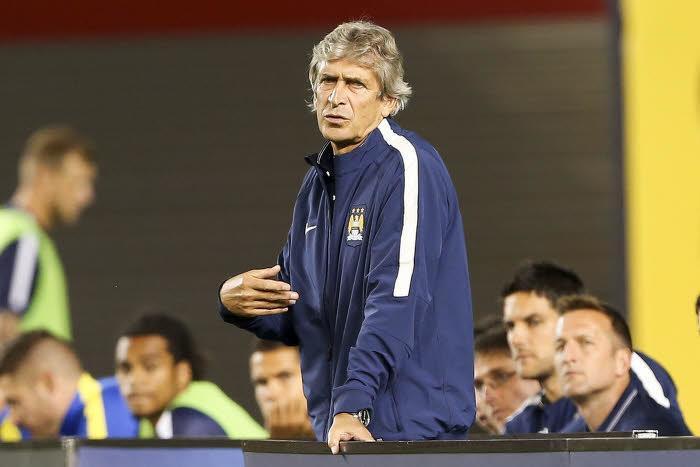 Mercato - Manchester City : Pellegrini ravi de la prolongation des cadres