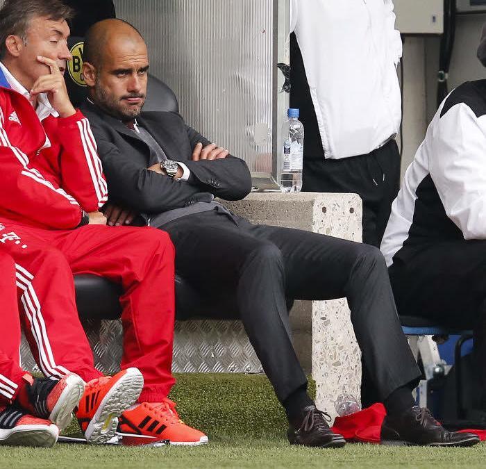 Bayern Munich : Ce que Guardiola enviait à Manchester City cet été...