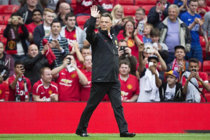 Manchester United : La demande de Louis Van Gaal à ses dirigeants !