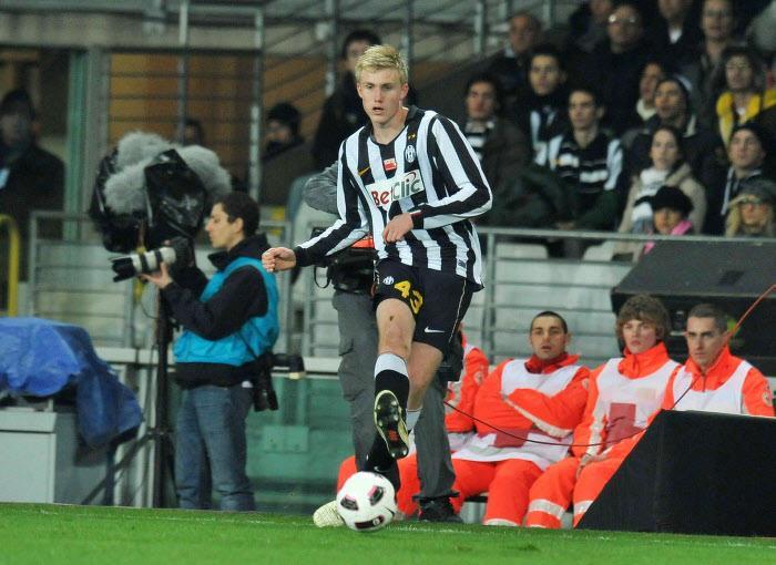 Frederik Sorensen, Juventus