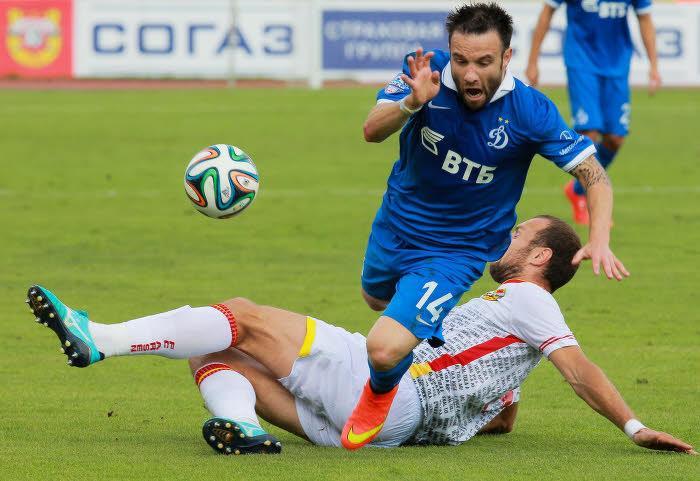 Mathieu Valbuena, Dinamo Moscou