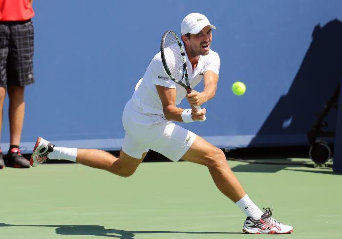 Tennis - ATP : Benneteau gagne 14 places !
